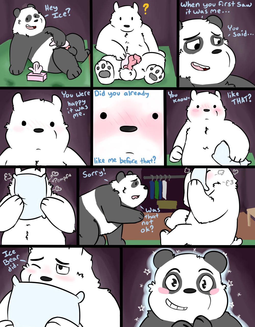 bare bears we How to get cole in dragon age inquisition