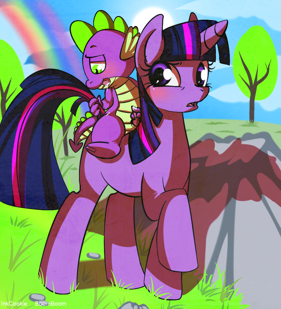 my little and spike pony rarity What is eileen regular show