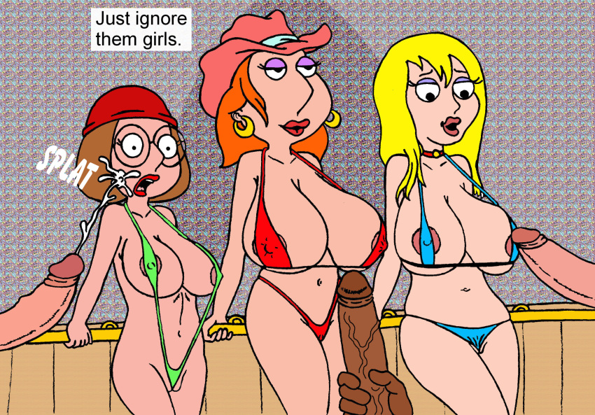 griffin meg and porn lois Koichi you truly are a reliable guy